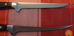 pisau ikan salmon